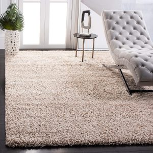 Safavieh California Premium Shag Thick Area Rug.