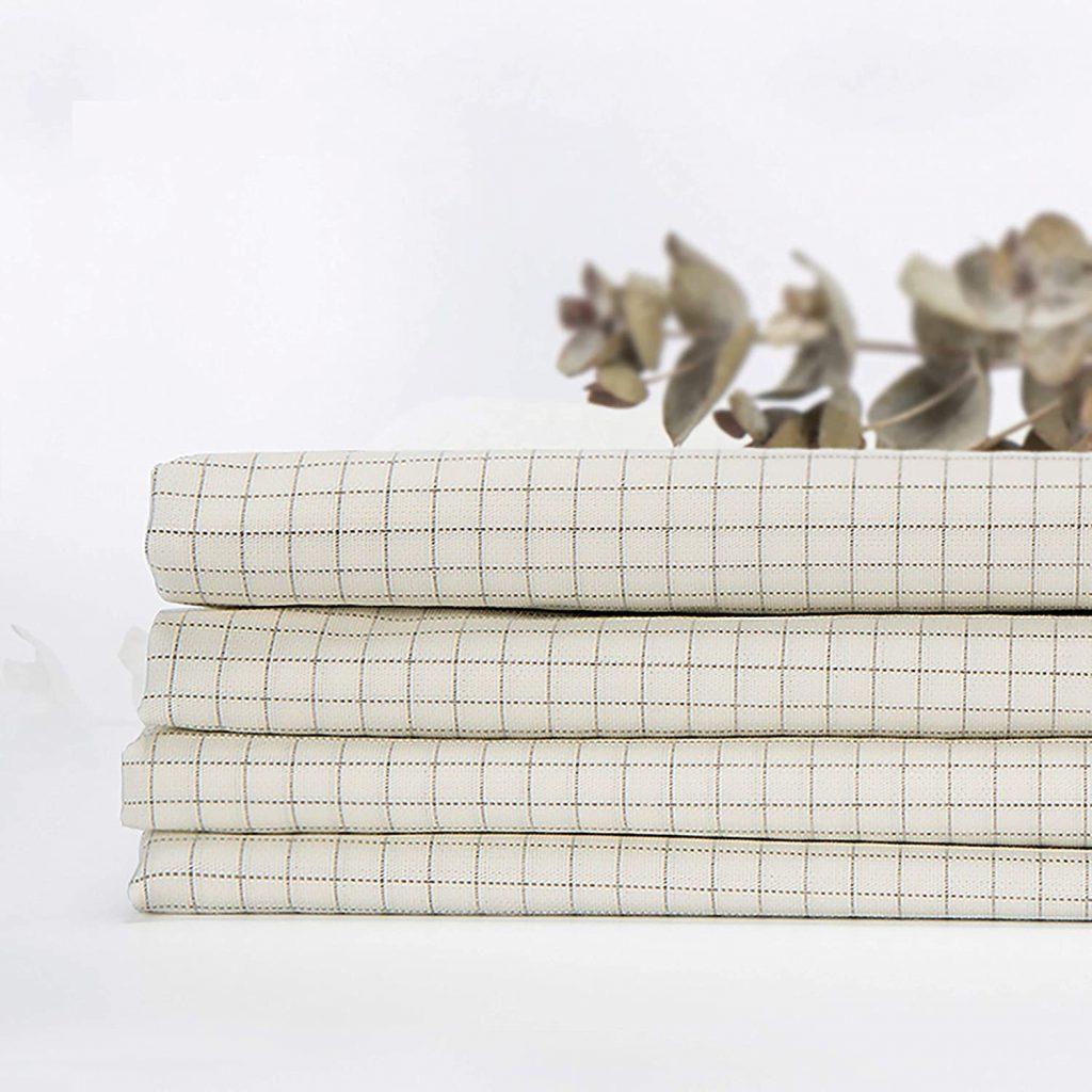 Grounding Half Sheet 6% Pure Silver Fiber.