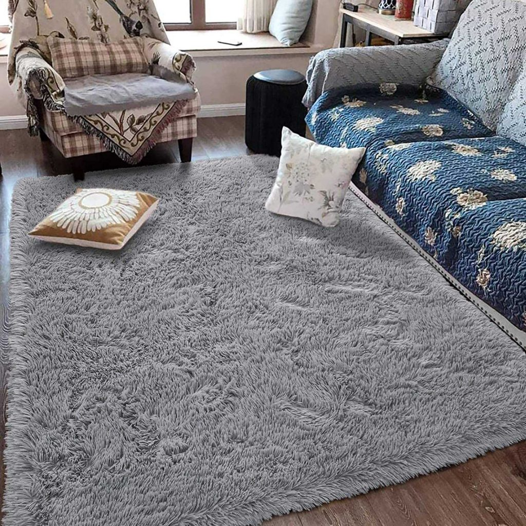 Best for Boys - Fluffy Soft Shag Area Rug for Boys