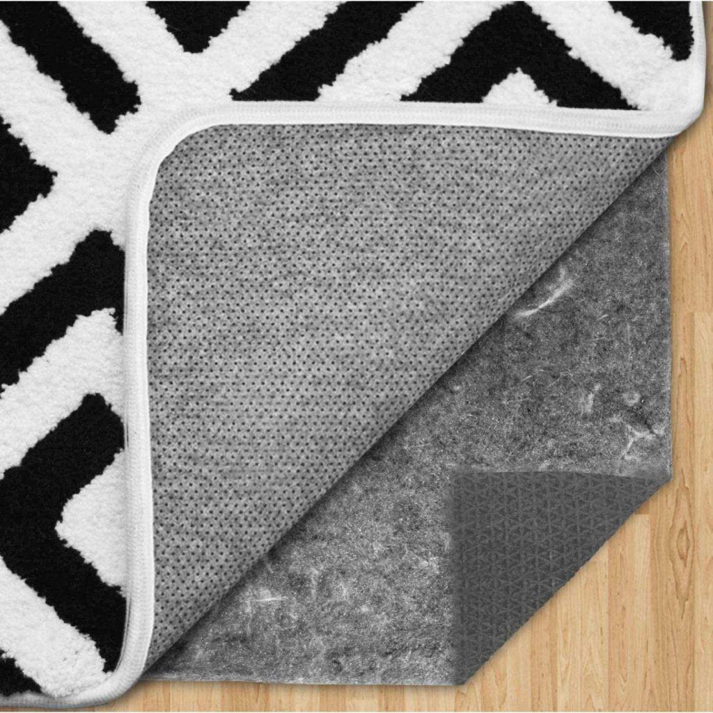 Gorilla Grip Area Rug Pad for Hardwood and Hard Floor