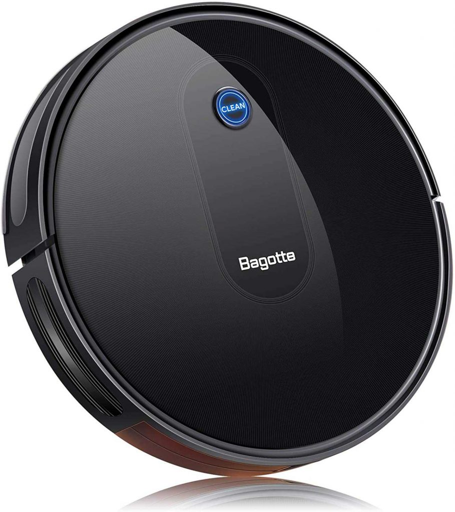 Max Suction Robotic Vacuum for Rugs and All Floor Types is the best choice from robotic vacuums.