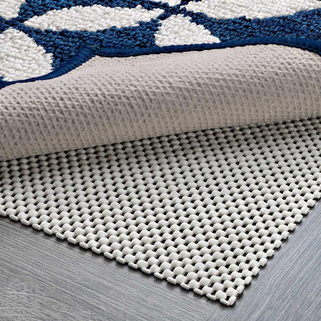 Non-Slip Rug Pad Underlay for Hardwood Floors