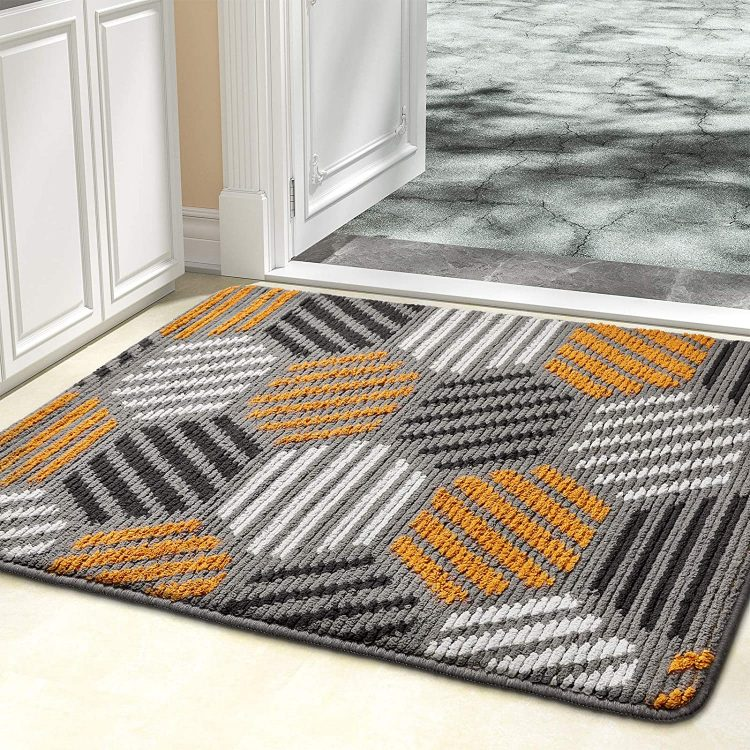 Color&Geometry Indoor Rug for Entrance