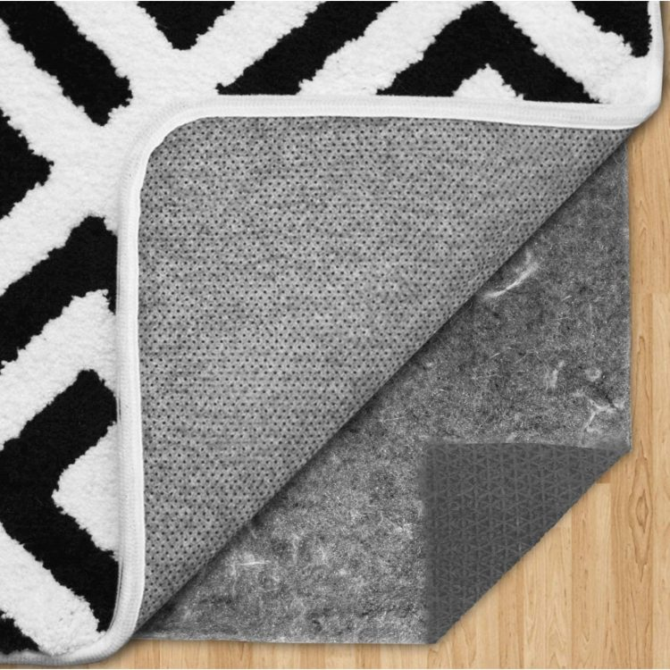 Gorilla Grip Area Rug Pad for Hardwood and Hard Floor