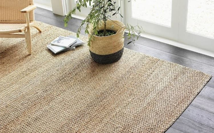 Jute rug cleaning tips.